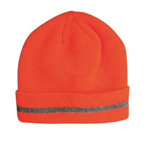 Cappellino zuccotto reflex in due colori accesi 65f26ee5d92c