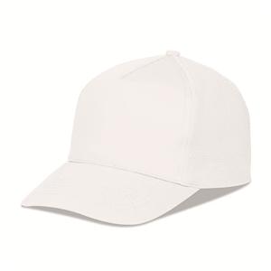 Cappellino 5 pannelli Mesh con visiera rigida precurvata e35cfaec7ca8