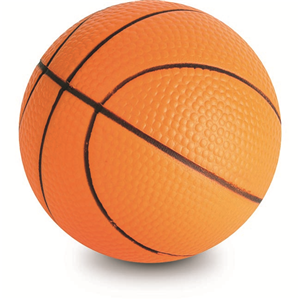 Pallina da basket Antistress S26110